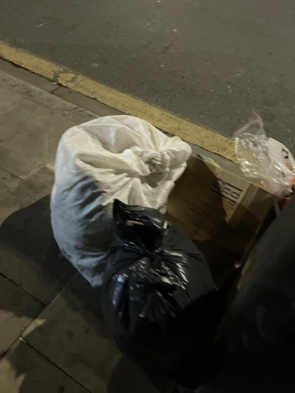 Rubbish  image 1-235 Plashet Road, Plaistow, E13 0QU