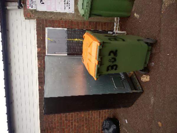 American fridge freezer and large fridge freezer-293-295 High St N, Manor Park, London E12 6SL, UK