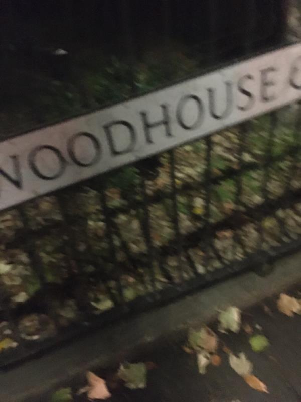 Street name needs replacing ASAP  image 1-215 Plashet Grove, London, E6 1DH