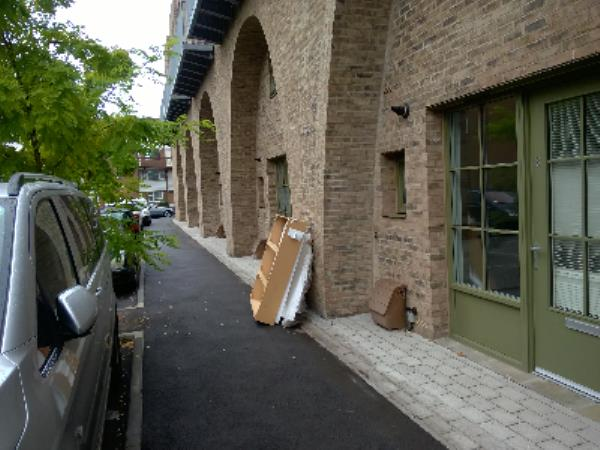 wood frame-70 McGrath Road, London, E15 4SS