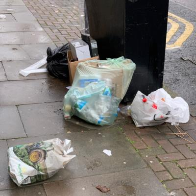 And again...-95 Stoke Newington Road, London, N16 8AA