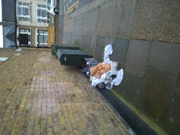 clothz, drawz-52 Whyteville Road, London, E7 9LR
