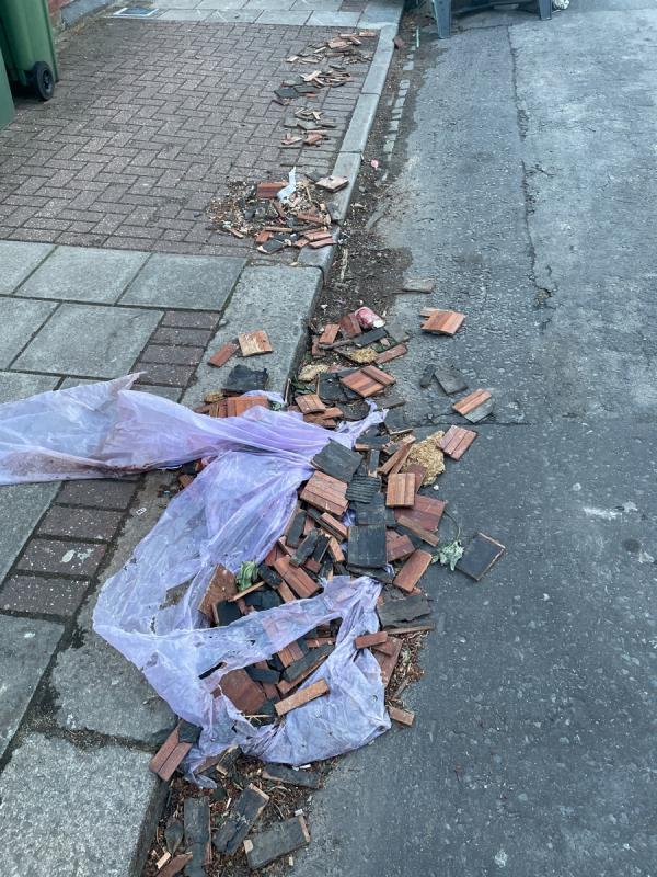 Last one week nobody has been cleaning-82 Bristol Road, Green Street East, E7 8HF