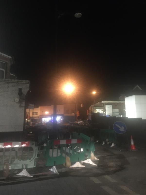 Light 33 still out-169a Forest Lane, London, E15 4NT