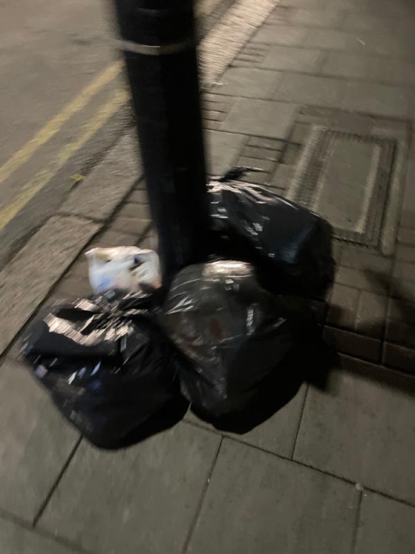 Rubbish-299 High St N, London E12 6SL, UK