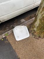Rubbish  image 1-64 Browning Road, Manor Park, E12 6QZ