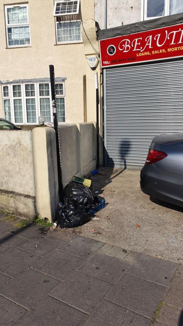 bags-443 Katherine Road, Upton Park, E7 8NP