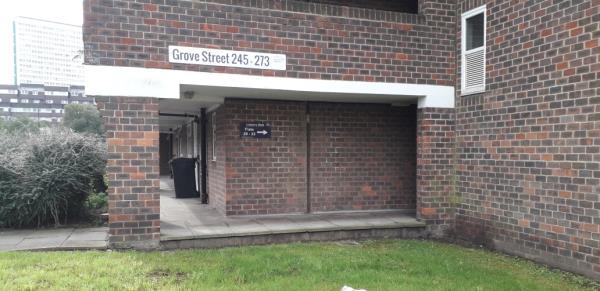 grove street  cleared  image 2-2 Hockett Close, London, SE8 3PX