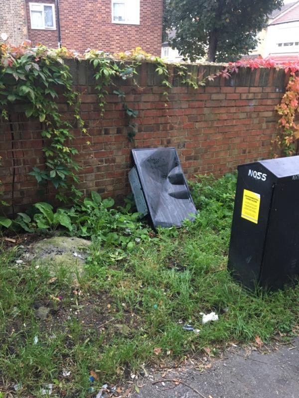 Rubbish -180 Hollybush St, London E13 9EB, UK