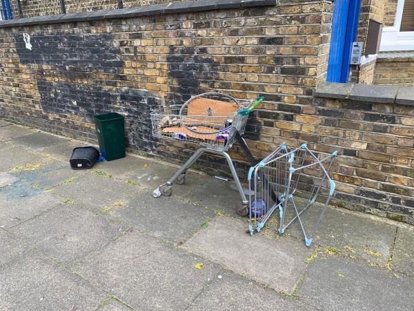 Up by the bridge too-78c Earlham Grove, London, E7 9AP