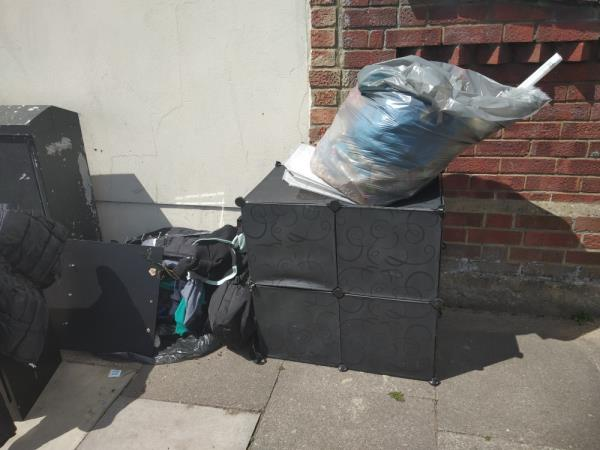 bed frame, 2 bed mattress, clothes-69 Stokes Road, East Ham, E6 3SD