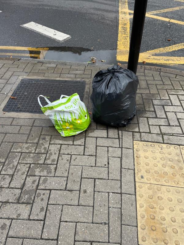Rubbish -665 Romford Road, Manor Park, E12 5AD