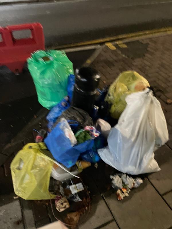 Rubbish  image 1-344 High St N, London E12 6PH, UK