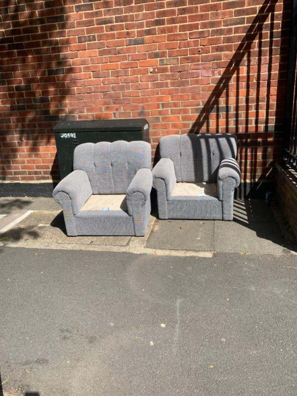 Armchairs-20a Windsor Road, London, E7 0QX