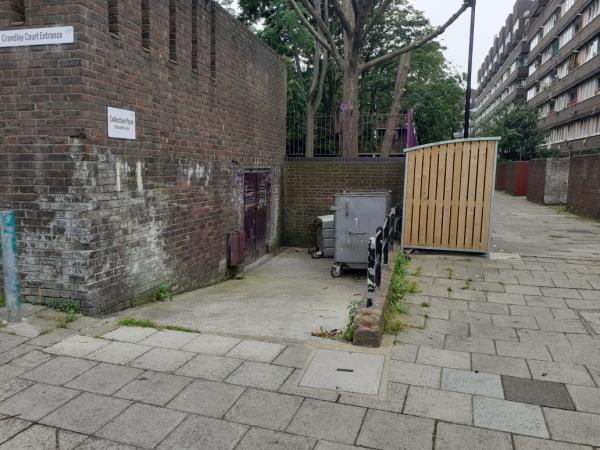 cleared -Norlem Court Pell Street, Surrey Docks, SE16 7EZ