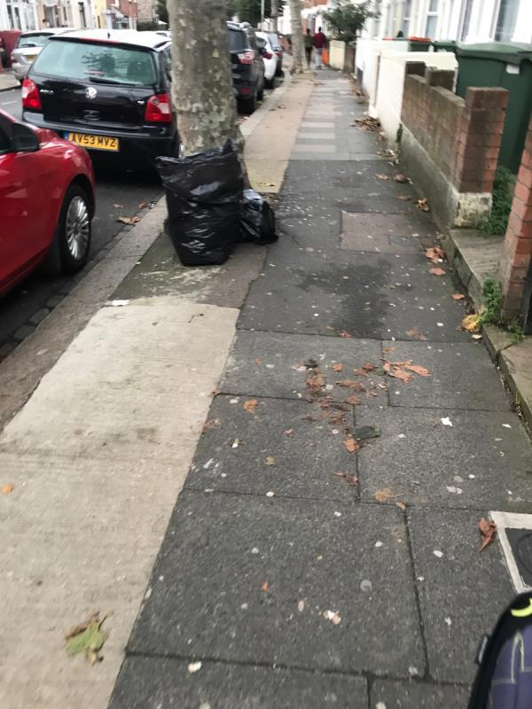 Bags -53 Sibley Grove, London, E12 6SD