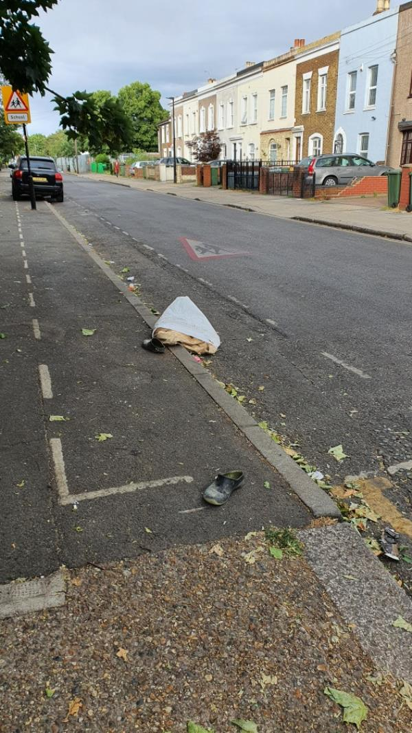 bag, shoes-11 Gurney Road, London, E15 1TQ