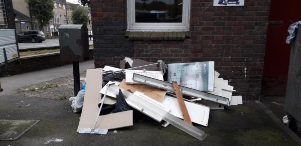 lanyard house  woods, lumber, boxes,  cupboard etc. -1 Longshore, London SE8 3DF, UK