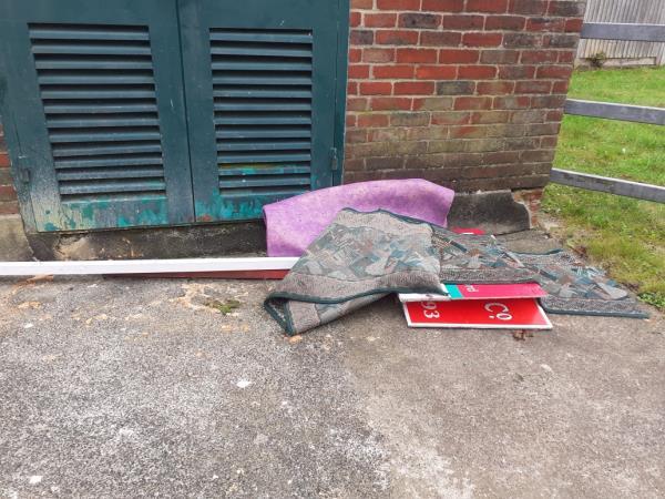carpet underlay signpost-153 Malham Road, London, SE23 1AL