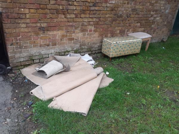 carpets footstool-153 Malham Road, London, SE23 1AL