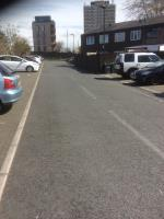 Rea of Rawstone Walk E 13 no  40 Parking bays image 2-21 Plaistow Park Road, London, E13 0SA