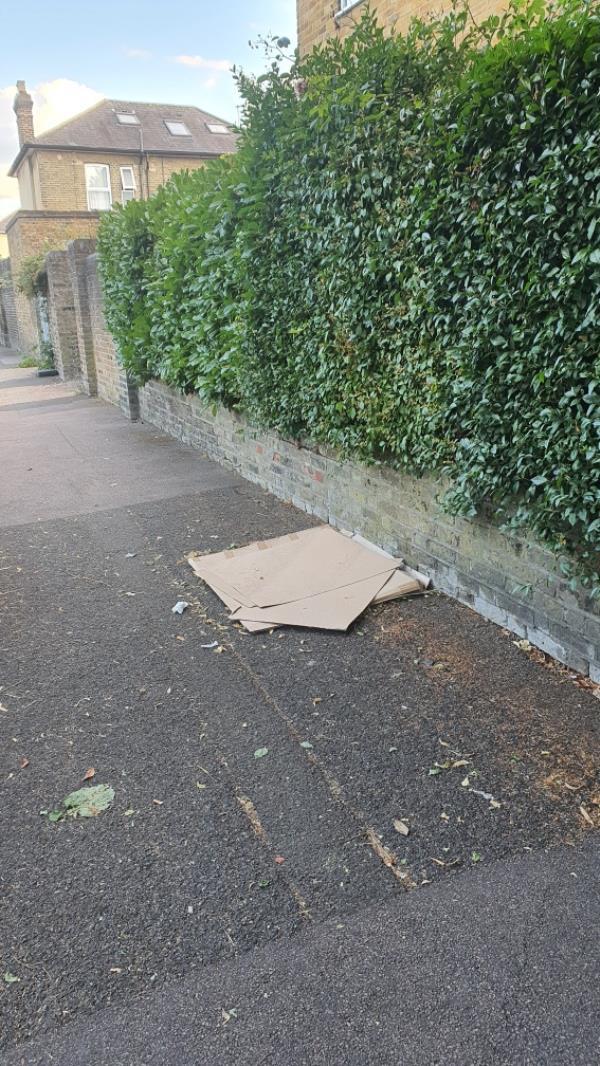 box-52d Richmond Road, London, E7 0QB