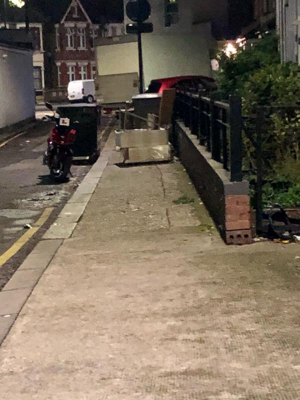 Furniture and rubbish-5 Augurs Ln, London E13 9JX, UK