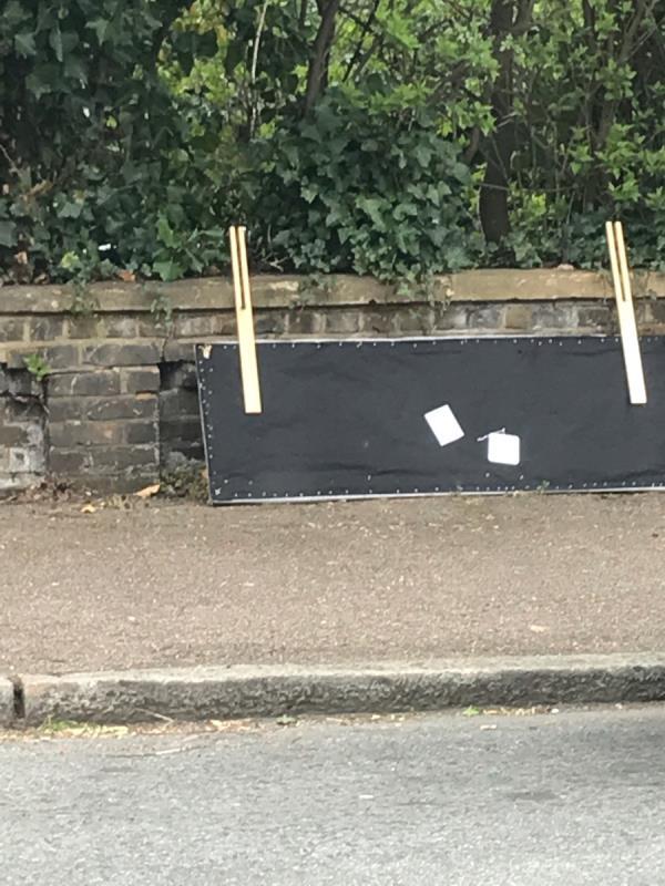 East Mobile job Birch Grove j/w Newstead Road -25b NEWSTEAD, London, SE12 0SY