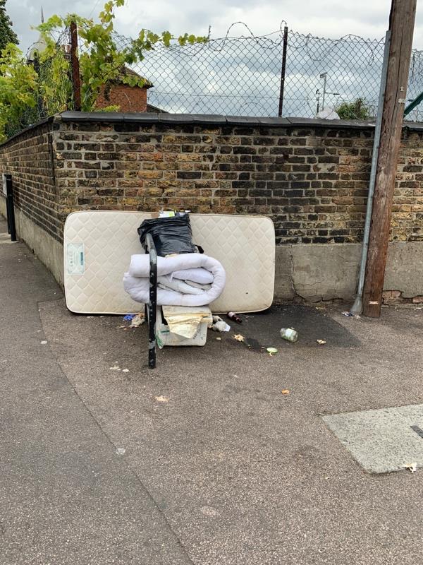 Dumping -2 Shakespeare Crescent, London, E12 6LL