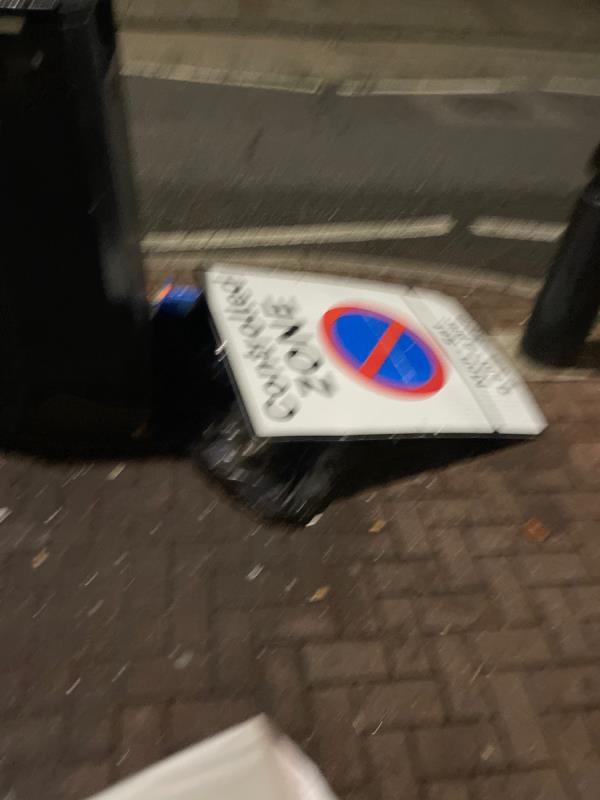 Rubbish -361 High St N, London E12 6PQ, UK
