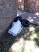 carpet and bags of dirt image 1-74 Sheenewood, London, SE26 6BJ