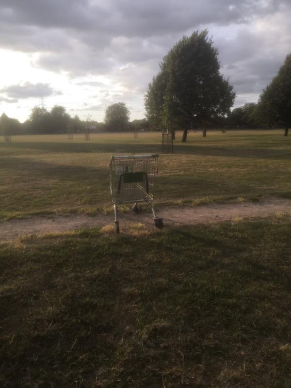 more carts in park-39 Renfrew Close, London, E6 5PQ