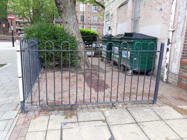 350kg  image 1-Cremer House Deptford Church Street, London, SE8 3NU