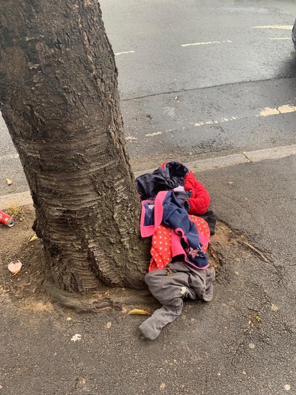 Dumping -222 Shrewsbury Road, London, E7 8QJ