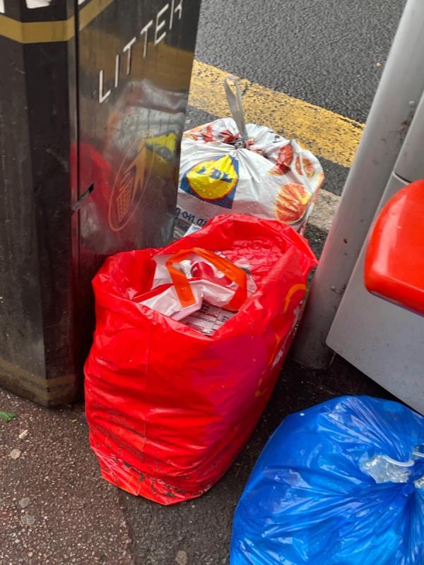 Rubbish  image 2-157 Browning Road, Manor Park, E12 6PB