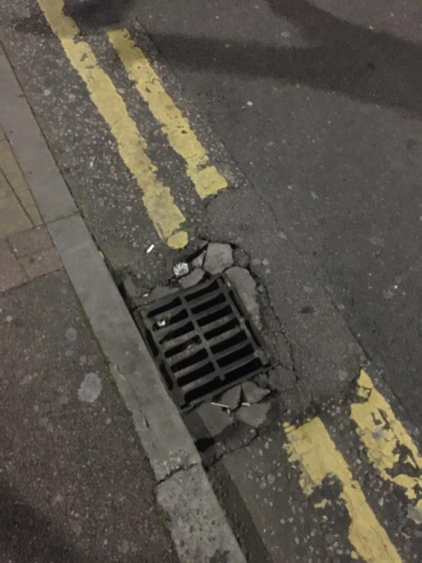 Gully Road is broken  image 1-410f High Street North, London, E12 6RH
