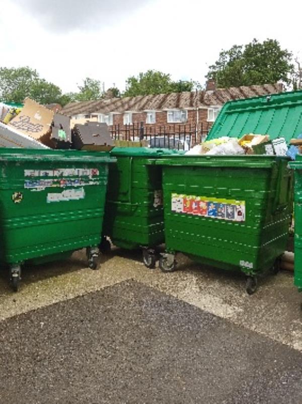 contaminated recycling 193 Wensley Road-206 Wensley Road, Reading, RG1 6EA