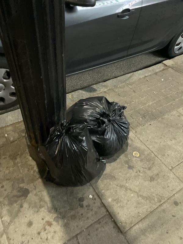 Rubbish  image 1-54a Upton Lane, London, E7 9LN