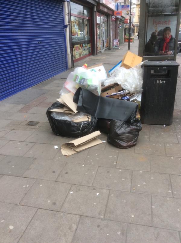 Secondary retail area-15 Barking Road, London, E6 1PW