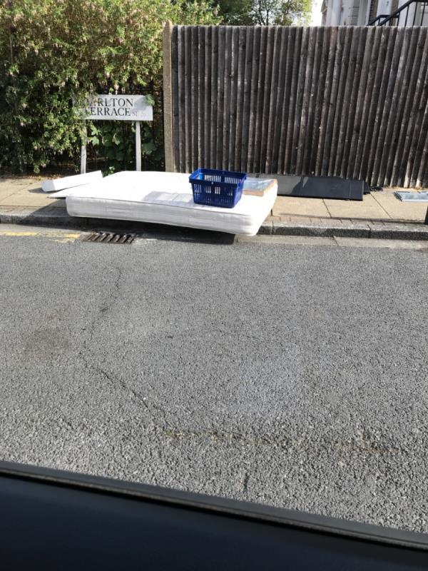 Carlton terrace jn Sydenham park mattress Bedbase -30 Sydenham Park, London, SE26 4EQ