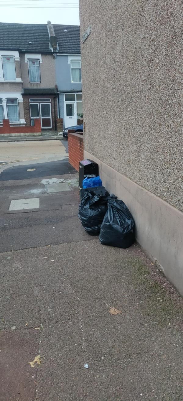 Bin bags-53 Springfield Rd, London E6 2AH, UK