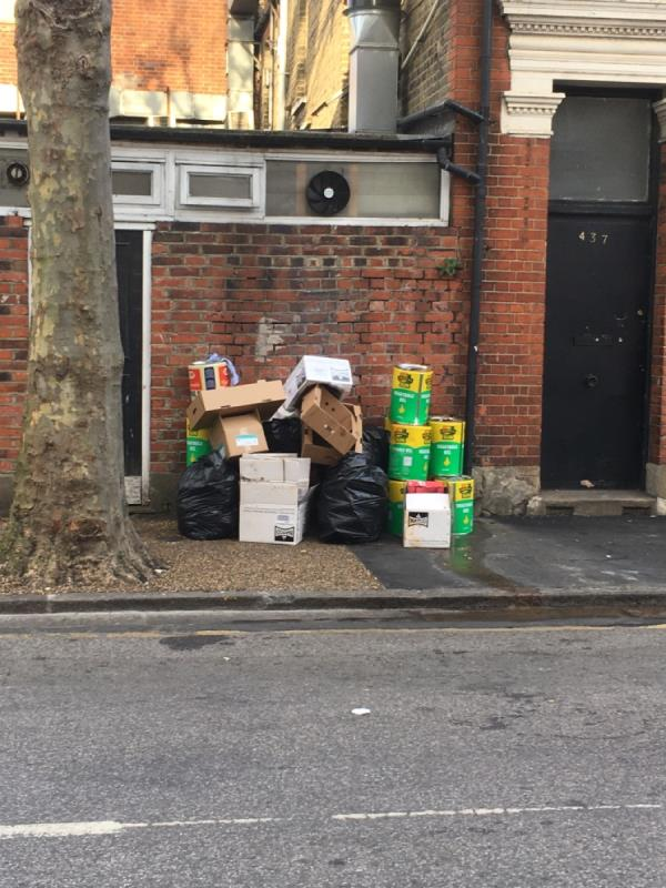 Tubbysh-1 Streatfeild Avenue, London, E6 2LA
