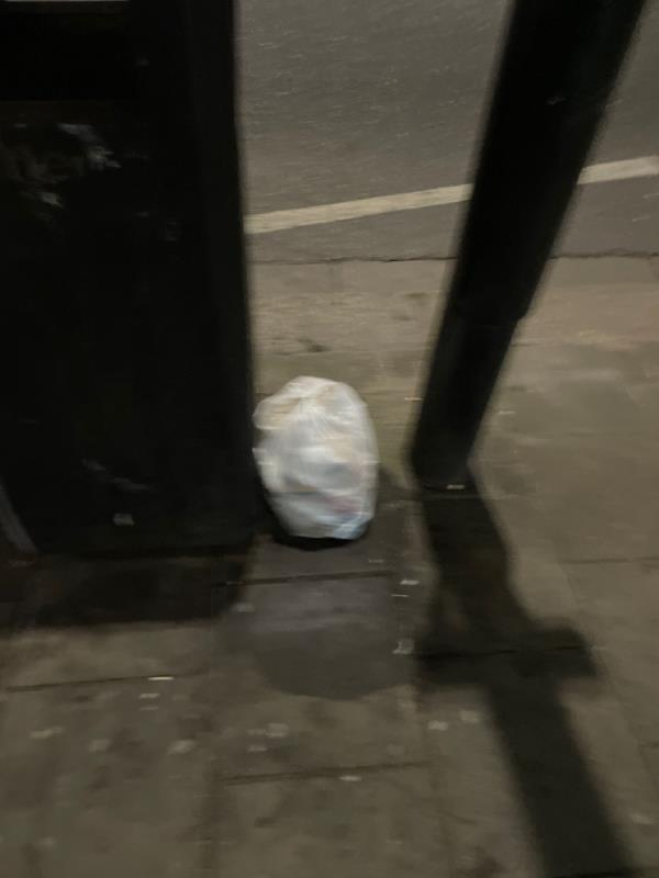 Rubbish -369 High St N, Manor Park, London E12 6PG, UK