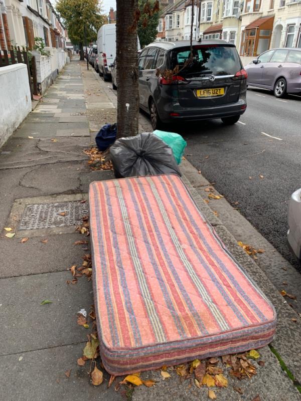 Opposite 27east Avenue -27 East Ave, London E12 6SG, UK