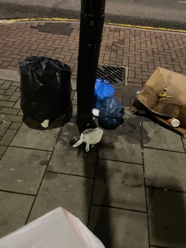 Rubbbaib -2 Rosebery Ave, London E12 6PZ, UK