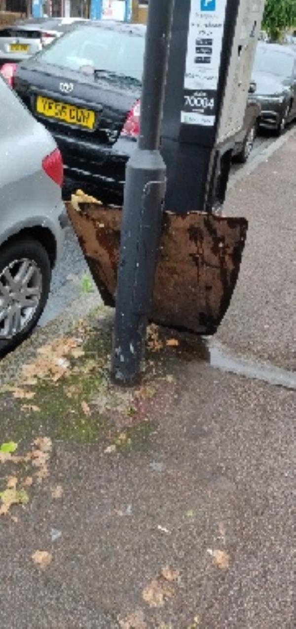 dump-10 Colchester Ave, Manor Park, London E12 5LE, UK