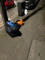Rubbish  image 1-198 Katherine Road, East Ham, E6 1BE