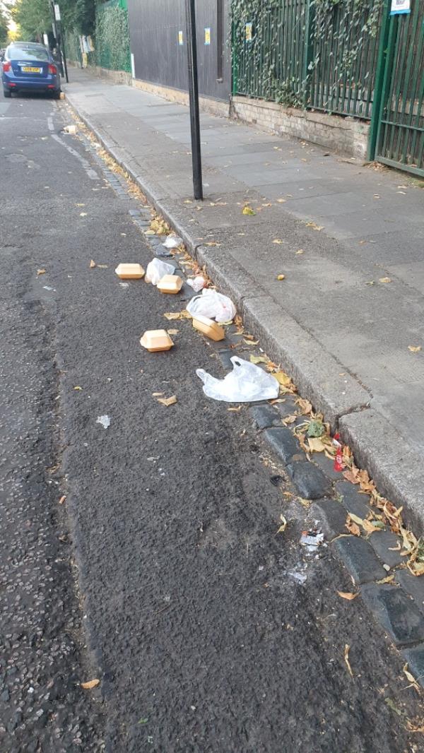 food waste-1a Osborne Road, London, E7 0PJ