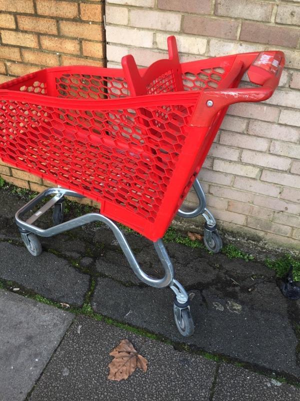 Trolley-8 Stirling Road, London, N22 5