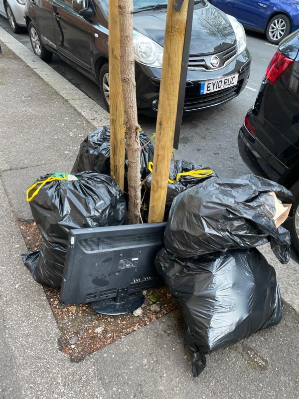 Rubbish  image 1-125 Saint Stephen's Road, East Ham, E6 1AX